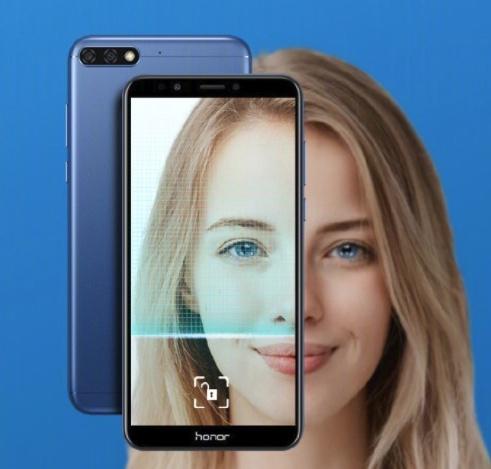 Анонсы: Honor 7C – экран 18: 9, разблокировка по лицу и портретная камера