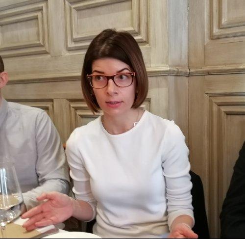 Ирина Лебедева, Билайн