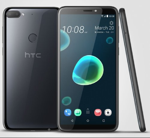Анонсы: HTC Desire 12 и Desire 12+ дебютируют с экранами 18:9 и приятной ценой