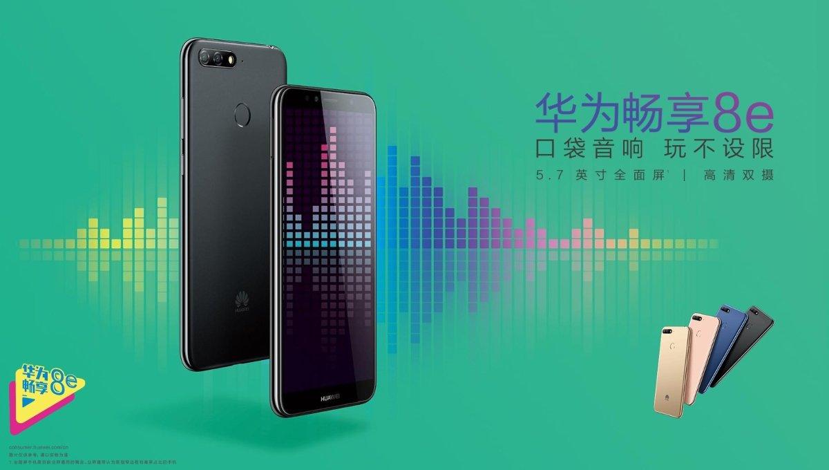 Анонсы Huawei пополнила семейство Enjoy 8 новыми моделями