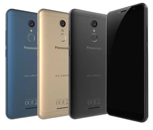 Анонсы: Panasonic Eluga Ray 550 – недорогой смартфон с экраном 18:9