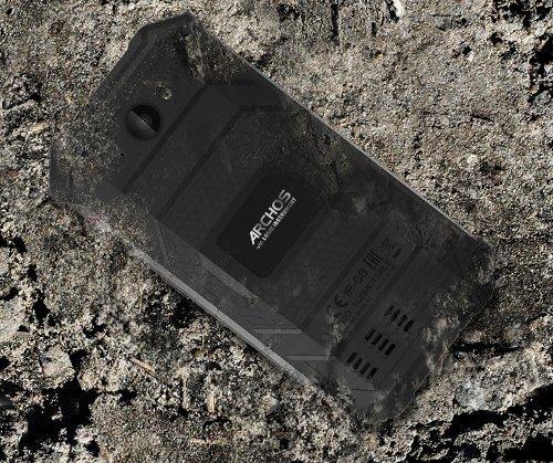 Анонсы: Представлен защищенный смартфон Archos Saphir 50X