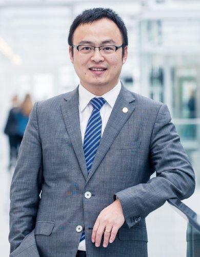 Сяо Хайцзюнь (Xiao Haijun), Huawei