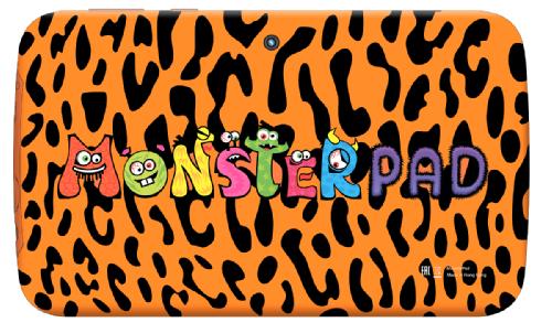 Обзор детского планшета MonsterPad: Быстрый, технологичный, надёжный