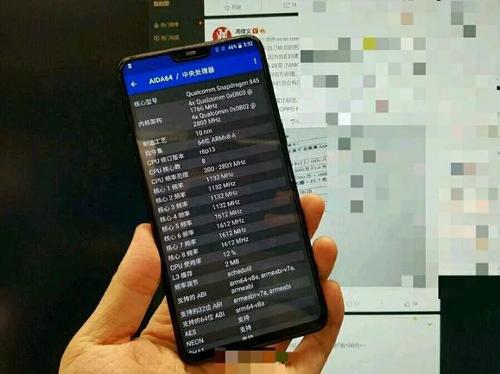 Слухи: OnePlus 6 появился на новых изображениях