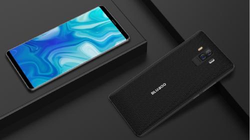 Анонсы: BLUBOO S3 – смартфон с большой батареей