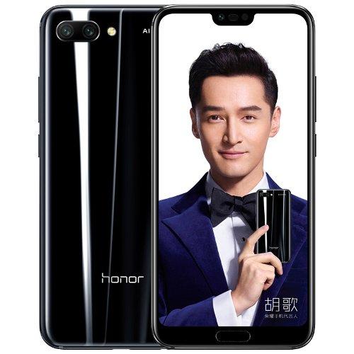 Анонсы: Представлен смартфон Honor 10 на базе чипсета Kirin 970