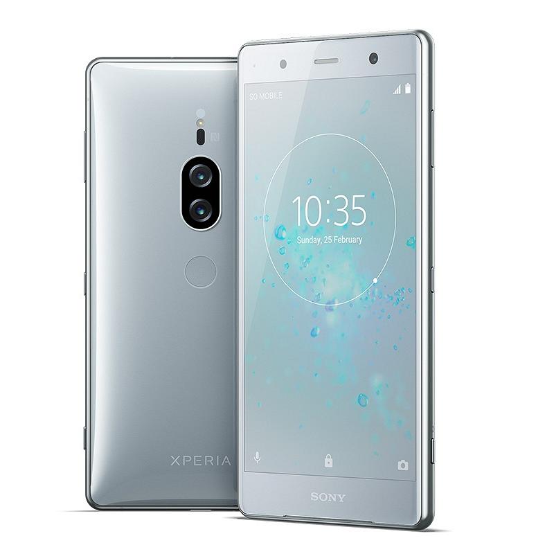 Анонсы Sony Xperia XZ2 Premium – премиальный флагман с 4К-экраном