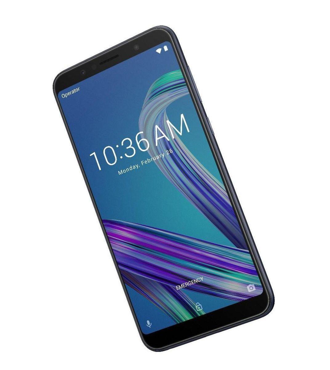 Анонсы Asus Zenfone Max Pro M1 дебютирует со Snapdragon 636 и АКБ 5000 мАч