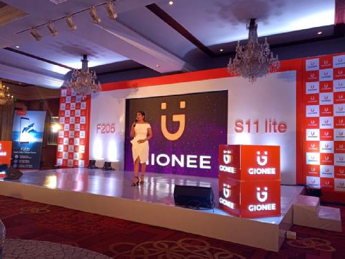 Анонсы: В Индии представлены Gionee S11 Lite и Gionee F205
