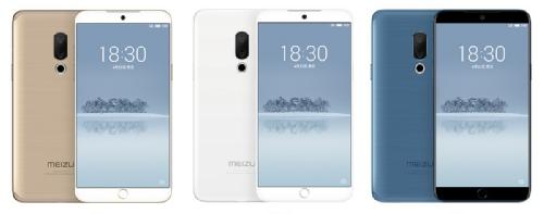 Анонсы: Официально представлены Meizu 15, 15 Plus и 15 Lite