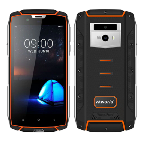 Анонсы: Представлен защищенный смартфон Vkworld VK7000