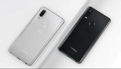 Анонсы: Представлены BQ Aquaris X2 и X2 Pro на базе Android One