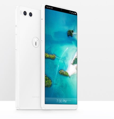 Анонсы: Smartisan R1 первый смартфон с 1 Тб памяти