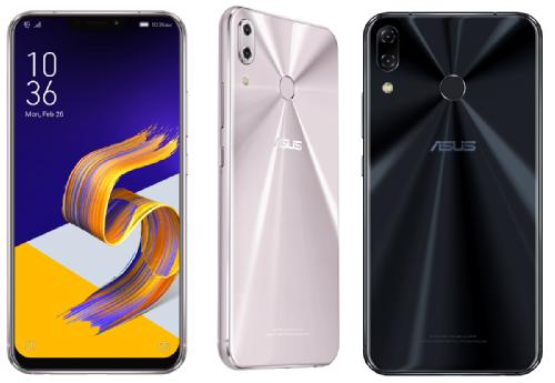 Анонсы: ASUS Zenfone 5Z появился в России