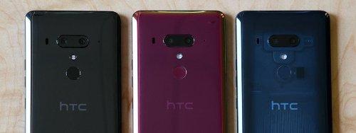 Анонсы: HTC U12+ представлен официально