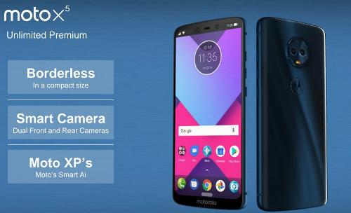 Слухи: Motorola One Power получит вырез в экране