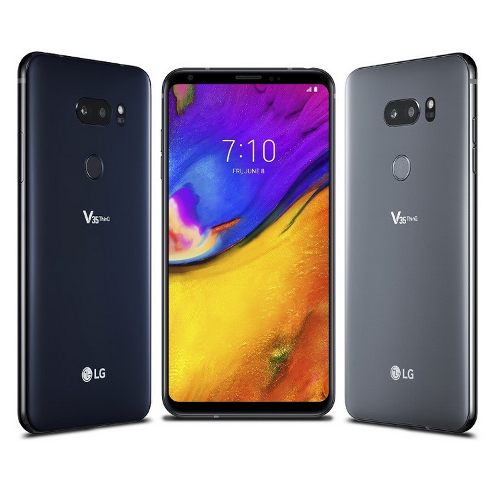 Анонсы: LG V35 ThinQ – теперь официально