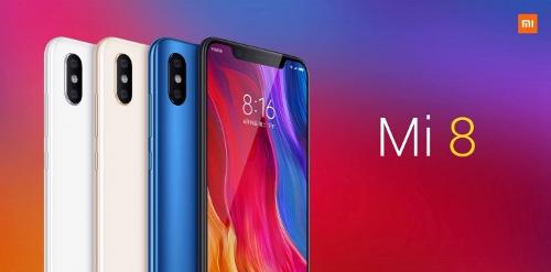Анонсы: Xiaomi Mi 8 сочетает Snapdragon 845 и высокоэффективную сдвоенную камеру