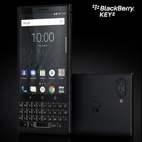 Анонсы: BlackBerry KEY2 представлен официально