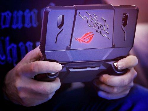 Анонсы: ASUS ROG Phone – мощный игровой смартфон