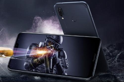 Анонсы: Honor Play – игровой смартфон с классическим дизайном