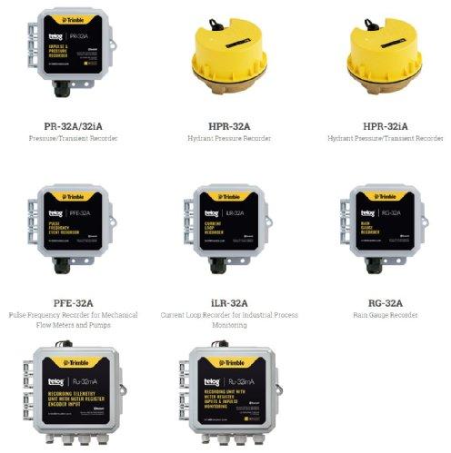 Trimble представила новую линейку защищенных регистраторов воды с модемами 4G/LTE