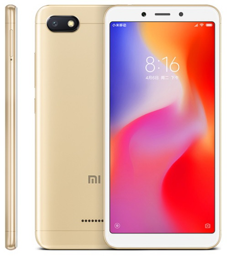 Анонсы: Недорогие Xiaomi Redmi 6 и Redmi 6A представлены официально