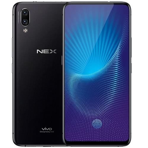 Анонсы: Vivo NEX Ultimate (NEX S) – безрамочный флагман