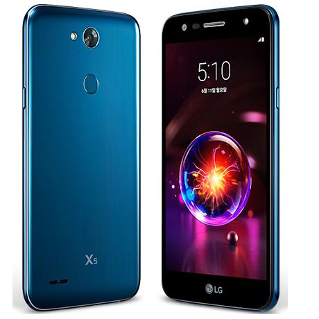 Анонсы: Представлен LG X5 (2018) с аккумулятором 4500 мАч и LG Pay