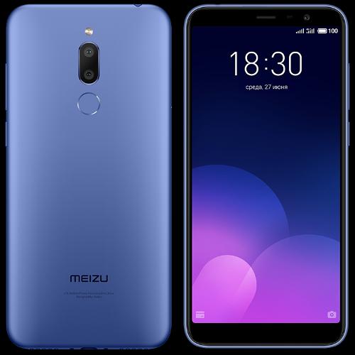 Анонсы: Meizu M6T появился в России