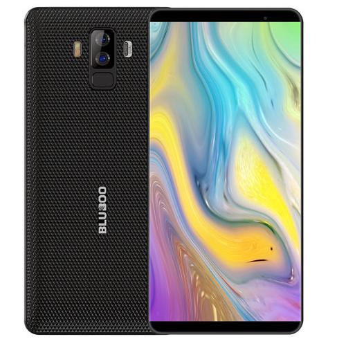 Анонсы: Bluboo S3 – АКБ 8500 мАч и виртуальные SIM-карты