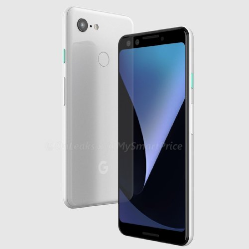 Слухи: Google Pixel 3 и Pixel 3 XL показались на рендерах
