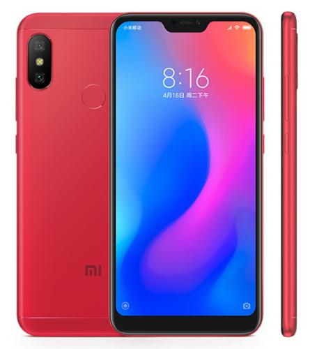 Анонсы: Xiaomi Redmi 6 Pro представлен официально