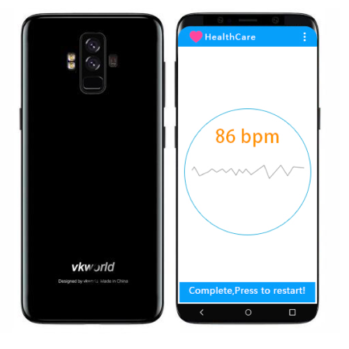 Анонсы: Vkworld S9 получил 4 камеры и монитор сердечного ритма