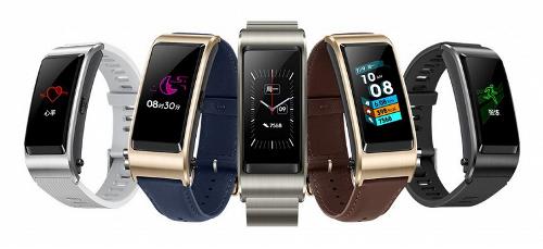 Анонсы: Huawei TalkBand B5 представлен официально