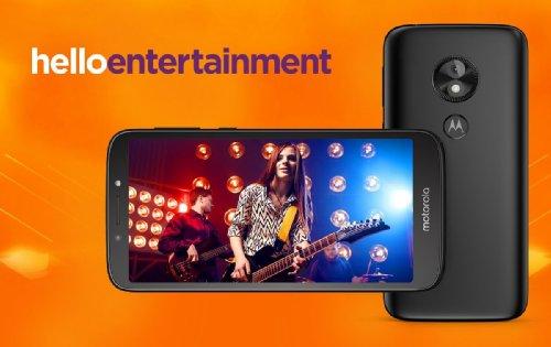 Анонсы: Moto E5 Play Android Go Edition представлен официально