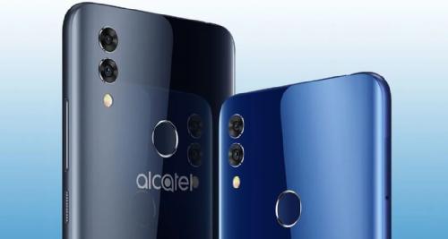 Анонсы: Alcatel 5V получил дисплей с вырезом, сдвоенную камеру и емкую батарею