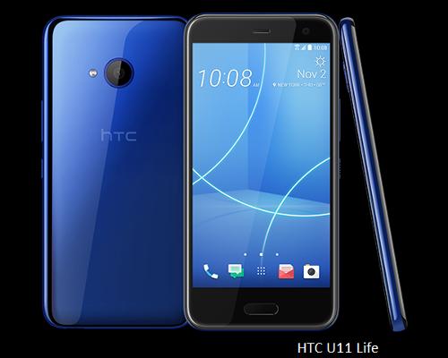 Слухи: HTC U12 Life получит 6-дюймовый дисплей 18:9 и Snapdragon 636