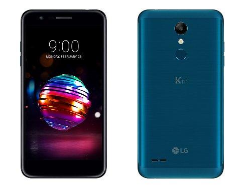 Анонсы: Середнячки LG K11 Plus и K11 Alpha представлены в Бразилии