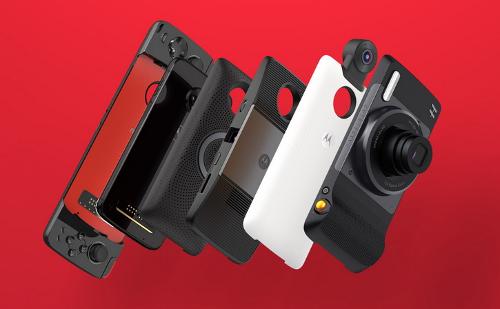Анонсы: Motorola Moto Z3 – модульность и 5G