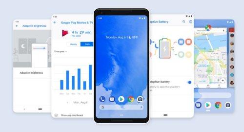 Анонсы: Android 9 Pie представлен официально