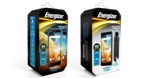 Анонсы: Energizer Max P490 и P490S – смартфоны с 4 камерами