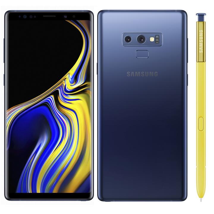Анонсы Samsung Galaxy Note 9 в России оценен в 70 тысяч рублей
