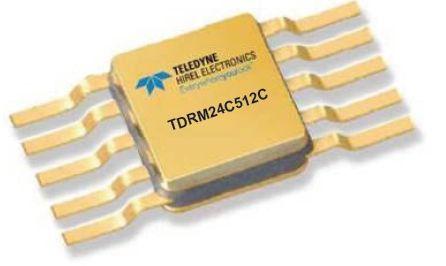 Компания Teledyne e2v представила микросхему памяти CBRAM 512K для космоса