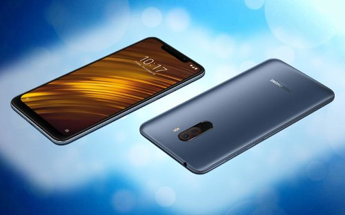 Анонсы: Xiaomi Pocophone F1 представлен официально