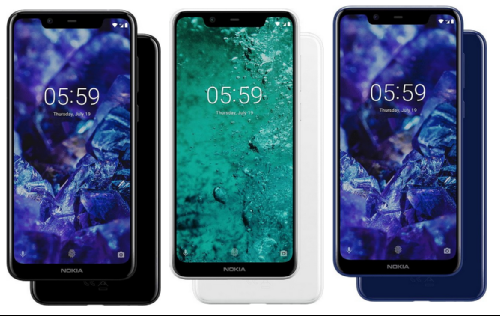 Анонсы: Nokia 6.1 Plus и Nokia 5.1 Plus – смартфоны на Android One