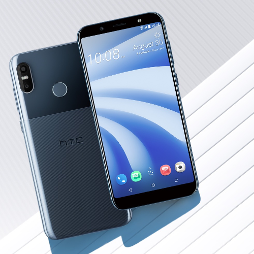 IFA 2018: HTC U12 Life – середнячок со сдвоенной камерой