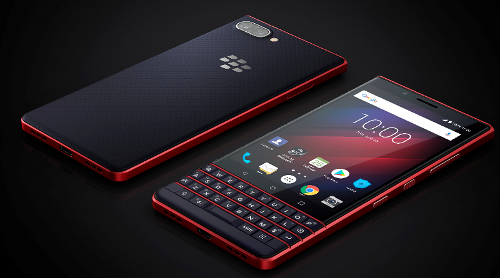 IFA 2018: Официально представлен BlackBerry KEY2 LE