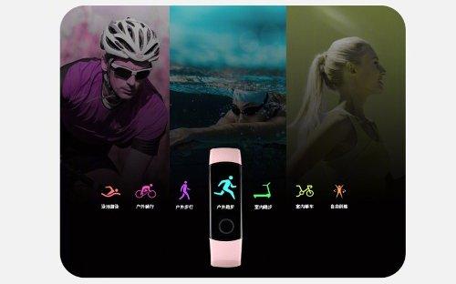 Анонсы: Смарт-браслет Honor Band 4 с цветным дисплеем оценен в $30